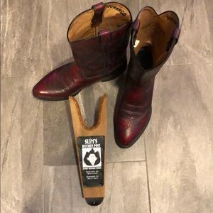 Durango Leather Cowboy Boots